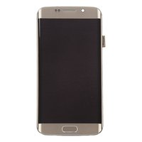 digitalizador lcd s6 edge al por mayor-Pantalla Super AMOLED original de 5.1 '' para SAMSUNG Galaxy S6 Edge Pantalla LCD S6EDGE G925 G925F Reemplazo del digitalizador de pantalla táctil