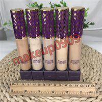 Wholesale real tapes - Real high quality Shape Tape contour Concealer concealer 5 colors Fair Light Light-medium Medium Light sand 10ml liquid foundation