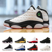 Wholesale green basketball shoes online - New He Got Game men basketball shoes Phantom black cat Chicago bred Melo Class of Hyper Royal sports sneaker size