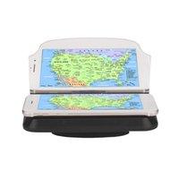 mobiler navigationsstand großhandel-Neue Version Auto Montiert Stand HUD Handyhalter Universal Mobile GPS Navigation Halterung Fahrzeug Smartphone Unterstützung