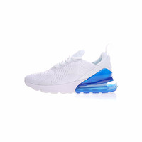 Wholesale christmas punches - Designer 270 running Shoes trainers sneakers Teal Triple Black White menHot Punch Photo racer blue Light Bone tiger sports