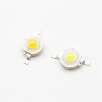Wholesale diy high powered led bulb - 1W 3W High Power LED Light-Emitting Diode LEDs Chip SMD Spot Light Down light Diode Lamp Bulb For DIY RGB