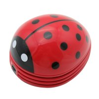 Wholesale collectors gifts for sale - Household Mini Ladybug Vacuum Cleaner Originality Gift Desktop Coffee Table Cleaners Creative Portable Eco Friendly Dust Collector hc jj