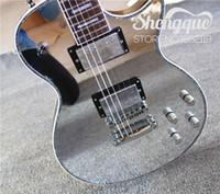 çin fabrikası gitarı toptan satış-Çin fabrika ÖZEL Yeni Varış Ayna LP Gitar Çin Özel Elektro Gitar enstrüman dükkanı