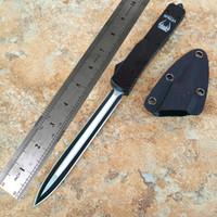 добавить долго оптовых-Microtech makora SAN ant специально добавлен с длинным Kydex, который не полностью окружает прочный тактический нож лезвия.