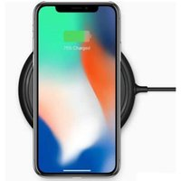Wholesale Best Bluetooth Gps - Best Goophone X iX Wireless Charger Face ID Quad Core 2GB 32GB ROM MTK6735 1920*1080 12 MP Dual Camera Glass back Unlocked cell phone