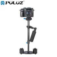 Wholesale steadicam camera dslr resale online - PULUZ cm Carbon Fiber Handheld Stabilizer Solo Camera Steadicam for DSLR Camera DV Stand Holder