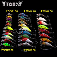 Wholesale sets saltwater lures for sale - Group buy YTQHXY Fishing Lures Set Models Wobbler Fishing Bait Minnow Lure and Crank bait Quality Fishing Tackle YE Y1892114