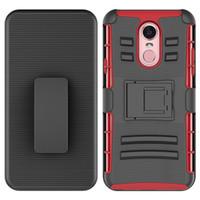 защитные чехлы для телефонов zte оптовых-Чехол для телефона для LG G7 MOTO E5 ZTE Avid 4 Clip Case Kickstand Cool Combo Кобура Зажим для ремня Защитный чехол для телефона Defender