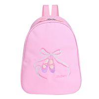 Kids Girls Ballet Bags Dance Backpack Printed Child Backpack Toe Shoes  Embroidered Shoulder Bag. 35% Off c806f5f2d1606