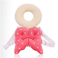 игрушечная игрушка пены оптовых-Защита головы шеи Wing Toddler Pad Подушка для кормления Плюшевые подушки Детские игрушки с эффектом памяти с эффектом пены