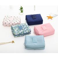 Wholesale luggage round - 7 Designs Storage Bag Wallet Travel Gadgets Closet Organizer Designer Handbags Backpack Household Suppiles Designer Luggage Home Decor
