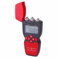 Wholesale Power Multimeter - Noyafa 3-in-1 Handheld Optical Multimeter Multifunction Optical Fiber Tester Optical Power Meter Visual Fault Locator Hot Sale