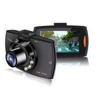 hd lights pour voiture achat en gros de-G30 Mini Voiture DVR Caméra 1080P HD Protable Dashcam Vidéo Registres Voiture Dvr Enregistreur Six IR Lumières De Haute Qualité Dash Cam DVR