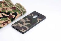 Wholesale thick phone cases - Camouflage cover for xiaomi redmi note 4 4x 4A mi5 case silicone phone coque new design thick Heavy TPU soft funda capa