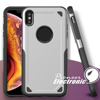 c59b2c2dbd4 Hybrid 360 Full Body Cover Drop Protection Armadura resistente a prueba de  golpes Casos para Iphone XR XS MAX X Samsung Galaxy S9 J3 J5 J7 Pro Prime  Case