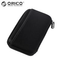 usb hdd kablolama toptan satış-ORICO HDD Çanta 2.5 inç HDD için 2.5 inç Saklama Çantası SSD USB Kabloları USB Şarj Güç Bankası Kulaklık ve Daha ...