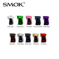 Wholesale Memory Life - Standard Edition-Right SMOK MAG 225W TC Box MOD 225W Output with VW TC MEMORY Modes Dual Indicative Battery Life Bar