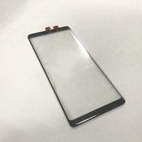 beachten sie vorne glas ersatz großhandel-100% Original Top Qualität A + + + Vorne Äußere Touch Glaslinse Ersatz Für Samsung Note 8 N950