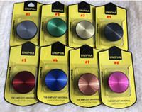 handy stand einzelhandel großhandel-Universal-Handy-Halter mit Retail-Paket Real 3M Kleber Stand 360 Grad Finger Halter magnetische Halterungen