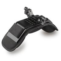 sistema de cámaras de china al por mayor-CAMVATE Soporte fijo para hombro / almohadilla para el hombro para videocámara Cámara DV / DC Sistema de soporte DSLR (15mm Railblock)