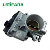 ingesta de alto rendimiento al por mayor-cuerpo del acelerador para Mazda 3 Mazda 5 2.0L 2.3L Besturn B70 OEM L3R413640 125 001 390 14 366 LTB085 TB3093 L3G2-13-640A OSSCA14366