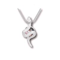 Wholesale pendants lovely pearl for sale - Group buy 18KGP Snake Locket Cage Pendant Mounting Can Hold A MM Pearl Bead Pendant Necklace Fitting Lovely Charms