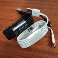 ladekabel großhandel-Typ C Kabeladapter USB C Kabel Schnellladedatenkabel Ladegerät 1.2m 2A S9 note8 note 8 S8 S9 plus