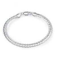 ingrosso braccialetti di modo migliori-I produttori forniscono gioielli in rame e argento gioielli fai da te Giappone e Corea del Sud migliori gioielli di vendita boutique di moda 5M lateralmente braccialetti
