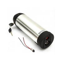 Wholesale 36v electric bike battery pack - New type 10S4P 36V bottle battery 11.6Ah rechargeable battery pack with li-ion 18650 battery inside for electric bike