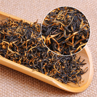 Wholesale 250g Promotions New tea Honey black tea premium small yellow tips top spring bulk High quality Chinese tea