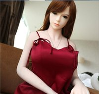 Wholesale Water Sex Dolls - Sexy love doll real silicone sex dolls water injected life size male sex doll realistic vagina japanese sex dolls for men