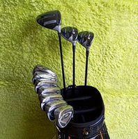 Wholesale Complete Set Mens M3 Golf Clubs Driver Fairway Woods Irons set Headcovers