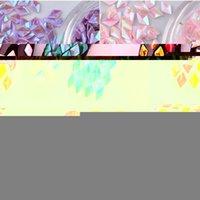 ingrosso kit trucco glitter-12 Colori Set Kit Nail Art Colors Glitter Stickers Decorazione Suggerimenti Trucco
