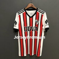 Wholesale River S - River Plate Home Away Third Football Soccer Jerseys White Red Shirts Martinez Scocco