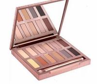 Wholesale Makeup Basics - HOT Makeup ULTIMATE BASICS Lidschatten matte Farben Matte 12 Color Palette EyeShadow Palette  EyeShadow Palettes