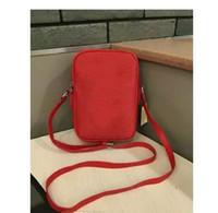 Wholesale travelling camera bag - 2018 handbag cross pattern synthetic leather shell Camera bag chain Bag Shoulder Messenger shoulder Small fashionista Travel Camera Bag