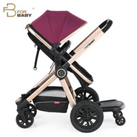 Wholesale Baby Stroller Pedal for Two Children Stroller Accessories Auxiliary Pedal High Quality Baby Cart Link Pedal For Baby