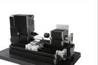 diy torna tezgahı toptan satış-TZ20003M DIY BigPower Mini Metal Ahşap torna Torna, 60 W 12000r / min Motor, Standart çocuk eğitimi, EN IYI Hediye