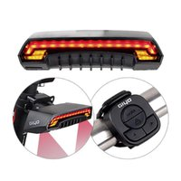 Wholesale bike lights kit for sale - Group buy GIYO Bicycle LED Light Bike Seatpost Tail Light Wireless Bicycle Rear Kit