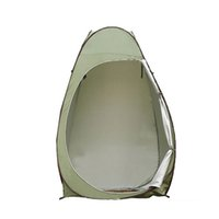 Wholesale portable toilet outdoors - 2018 Outdoor Dressing Changing Toilet Tent Auto Open Portable Camping Beach Pop Up Bath Shelter Shower Tent Top Quality CK106G