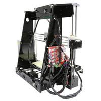 зеркальный фотоаппарат оптовых-Горячий продавать настольный 3D-принтер Reprap Prusa i3 DIY 3D-принтер с поддержкой ABS накаливания ABS / PLA / HIPS