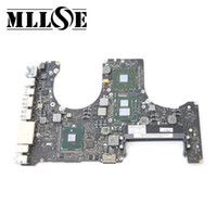 "Wholesale motherboards for hp - MLLSE A1286 1286 Motherboard For MacBook Pro 15"" i5 2.4 2.53 Ghz Logic Board i7 2.0 2.2 2.3 2.4 2.5 2.66 Ghz 820-2915-B"