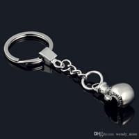 çanta sporları soğutur toptan satış-Serin yakışıklı boks eldivenleri anahtarlık anahtarlık kolye çanta Anahtarlık Anahtarlık Anahtarlık spor fist boxer golvers