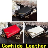 Wholesale cowhide handbags embroidery for sale - Group buy Come with BOX Designer Handbags high quality Luxury Handbags Famous Brands women bags Real Original Cowhide Genuine Leather Shoulder Bags