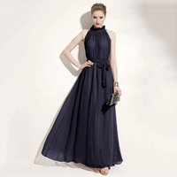 4eee74dc9a423 Wholesale Hanging Neck Party Dress - Buy Cheap Hanging Neck Party ...
