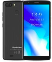 teléfono celular android 4g 16g al por mayor-5,5 pulgadas de BLACKVIEW A20 Pro teléfono inteligente Android Quad core Teléfono celular inteligente 2G RAM 16G ROM WIFI 4G