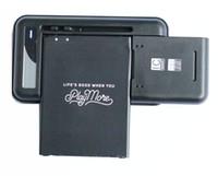 1x 3200mAh BL-44E1F Battery + Universal Dock Charger For LG V20 Stylo 3 H990 F800 VS995 US996 LS995 LS997 H990DS H910 H918