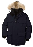 Wholesale buy cheap online - 2018 where to buy Top Brand winter jacket Men s Expedition Down Parka Arcticparka Coat For Sale Cheap Black Navy Gray