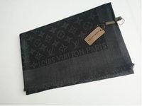baumwollschals verpackt großhandel-Neueste Design Frau Schal Hochwertige Baumwolle Schals Classic Ladies Wrap Schals 180x70cm für Weihnachtsgeschenk ohne Box AT890